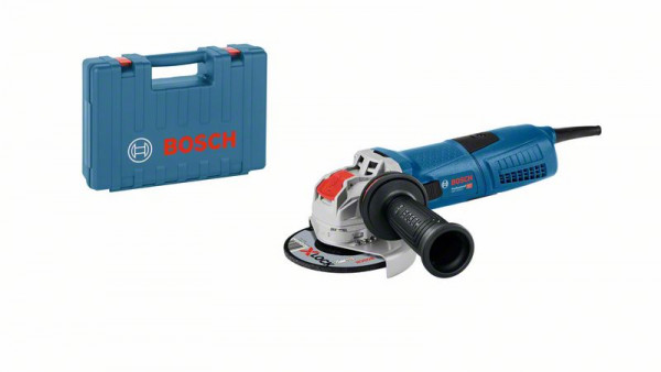 Bosch Professional Winkelschleifer mit X-LOCK GWX 13-125 S - 06017B6003