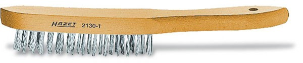 Hazet Drahtbürste - Gesamtlänge: 280 mm - 2130-1