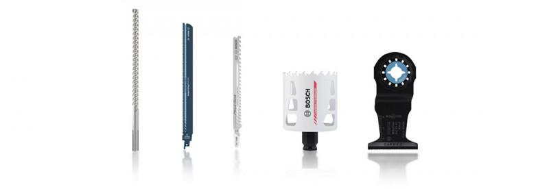 Bosch Carbide-Zubehör
