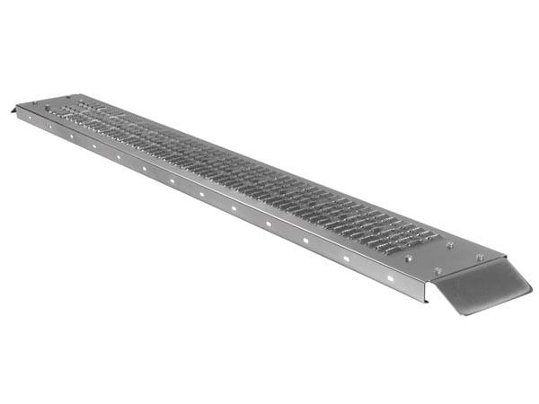 Toolland Auffahrrampe - 185 x 23 cm - Max. Tragkraft 200 kg
