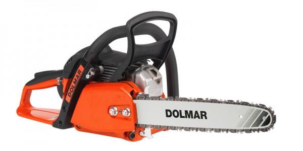 Dolmar Benzine kettingzaag 35cm, 1,35 kW + toebehoren - PS32CA35X