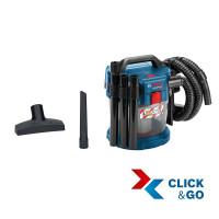 Bosch Professional Akku-Staubsauger GAS 18V-10 L, ohne Akku und Ladegerät - 06019C6300