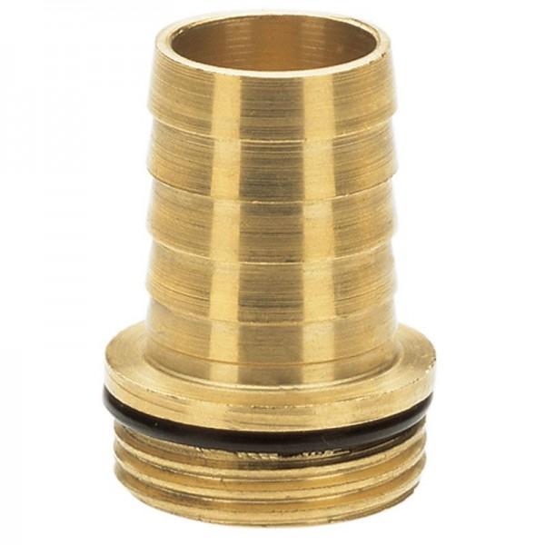 """Gardena Douille en laiton 26,5 mm (G 3/4) - tuyaux de 19 mm (3/4"""") - 07250-20"""