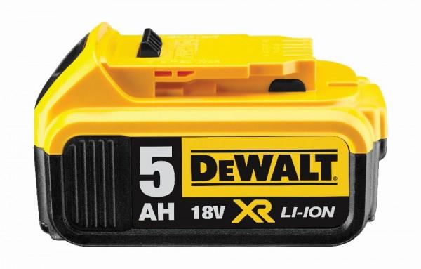 DeWALT Batterie 18V 5Ah XR Li-Ion - DCB184-XJ