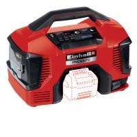 Einhell Compresor híbrido PRESSITO, sin batería ni cargador - 4020460