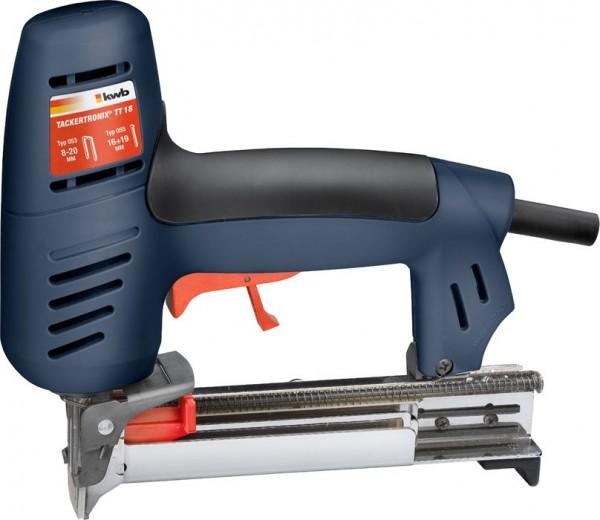 KWB Elektrische tacker TACKERTRONIX® TT 18 - 531800