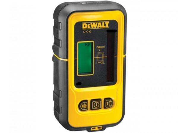 DeWALT DE 0892 Empfänger für Linienlaser mit Hintergrund LCD für Laser DW088K und DW089K