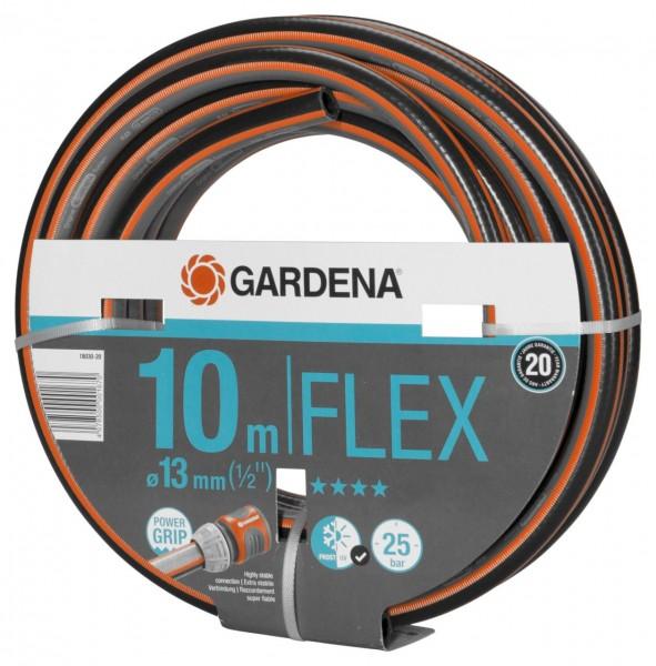 """Gardena Comfort FLEX Schlauch, 13 mm (1/2""""), 10 m, ohne Systemteile"""