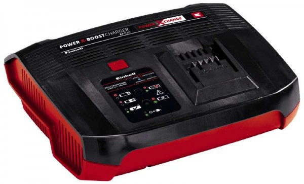 Einhell PXC-Caricabatteria Power-X-Boostcharger 6 A - 4512064