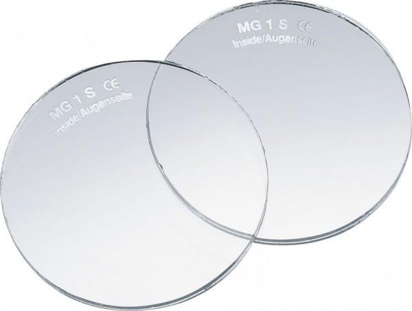 KWB Reserveglazen voor lasbril 378010 - 378300
