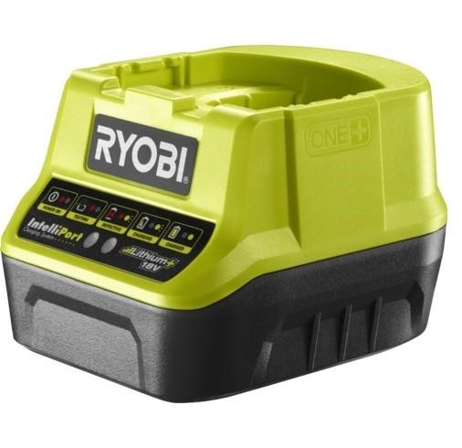 Ryobi 18 V Schnellladegerät für 18 V ONE+ Akkus - RC18120