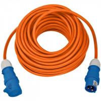 Brennenstuhl CEE- Verlengkabel 230V IP44 25m H07RN-F 3G2,5 oranje CEE 230V/16A stekker en koppeling - 1167650625