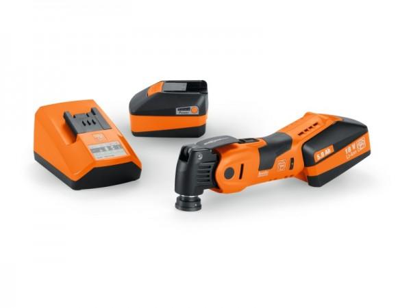 Fein AFSC 18 QSL, Machine met oscillerende beweging, accu - 71292761000