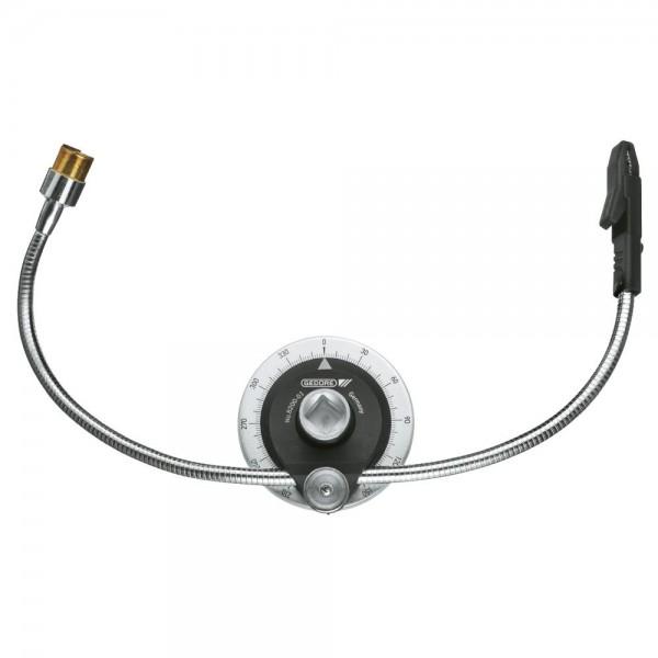 """Gedore Instrument de mesure pour serrage angulaire 1/2"""" - 8200-01"""