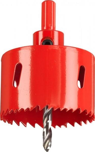 KWB Gatenzagen HSS bimetaal, met schacht en centreerboor, ø 65 mm - 598565