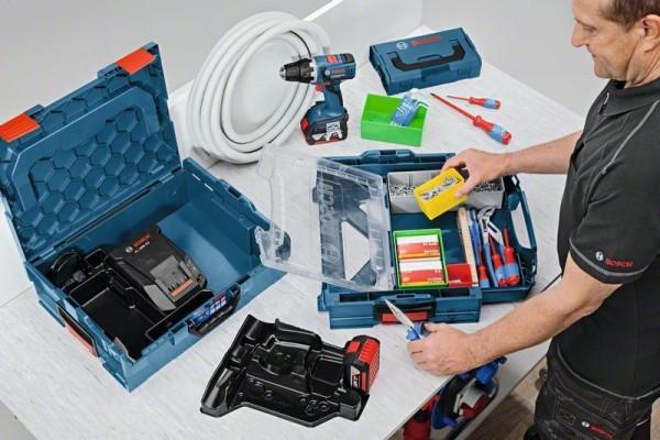 Bosch Professional Einlage für Boxen, passend für GBH 18 V-LI Compact + GSR 18-2-LI