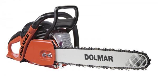 """Dolmar Benzine kettingzaag 38cm /3/8"""", 2,4 kW - PS500C-38"""