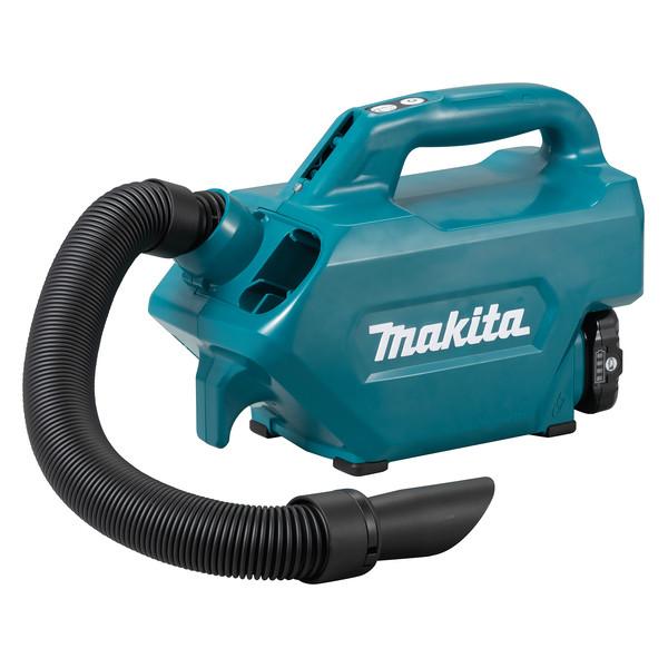 Makita Akku-Staubsauger 12 V max. / 2,0 Ah, 1 Akku + Ladegerät in Transporttasche - CL121DSA