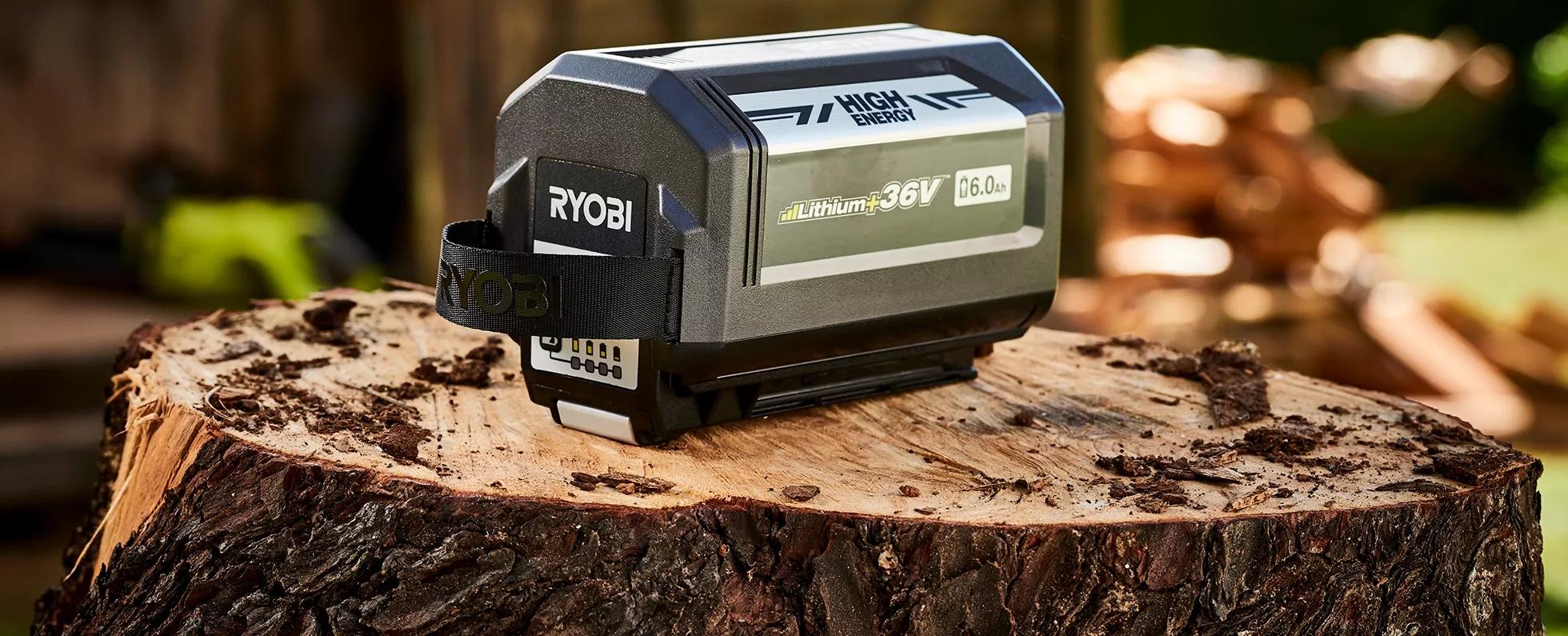Ryobi MAX POWER 36V System