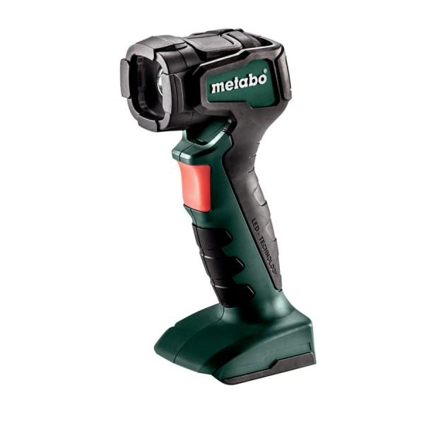 Metabo Torcia a batteria PowerMaxx ULA 12 LED, Scatola di cartone - 600788000