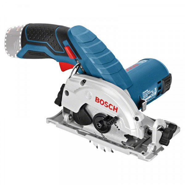 Bosch Professional Akku-Kreissäge GKS 12V-26, ohne Akku und Ladegerät, L-BOXX - 06016A1002