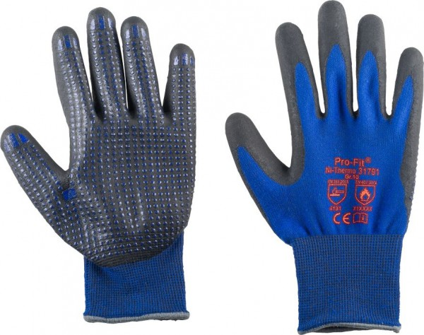 KWB Ni-Thermo Fijngebreide handschoen - 935240