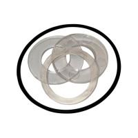 Metabo Jeu de joints de filtrage, 4 pièces - 0903061316