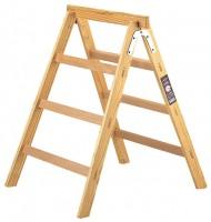 Brennenstuhl  Tréteau en bois double appui HAB 150