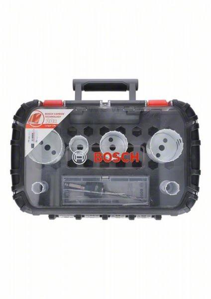 Bosch Set universale seghe a tazza Endurance for Heavy Duty Carbide - 2608594183