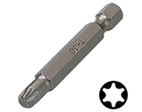 Wolfcraft Inserto Solid, lungo 89 mm, Torx No. 25 - 1250000