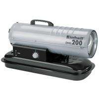 Einhell Diesel Heteluchtgenerator DHG 200 - 2336400