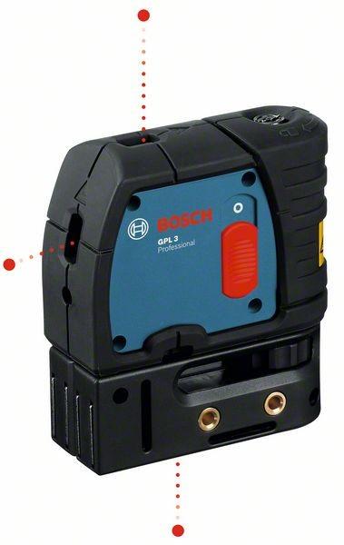 Bosch Professional Láser de puntos GPL 3 - 0601066100