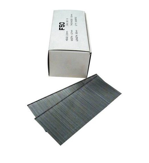 Güde Stifte zu DL-Nagler Midi / DL Geräte Set / DL-Nagler Kombi Set - 50mm 5000 Stück - verzinkt