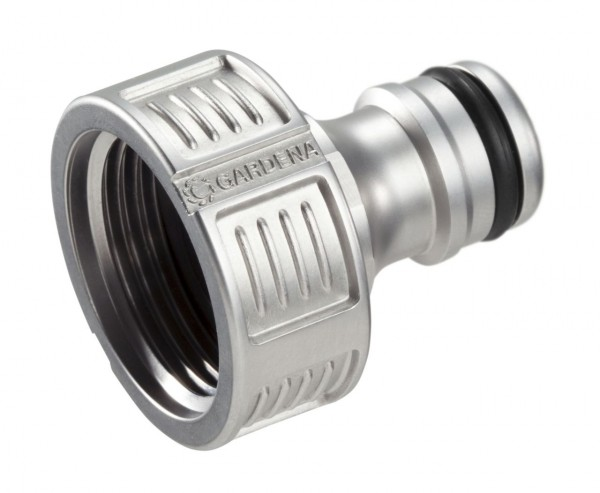 "Gardena Premium Hahnverbinder 26,5 mm (G3/4""), lose - 18241-50"