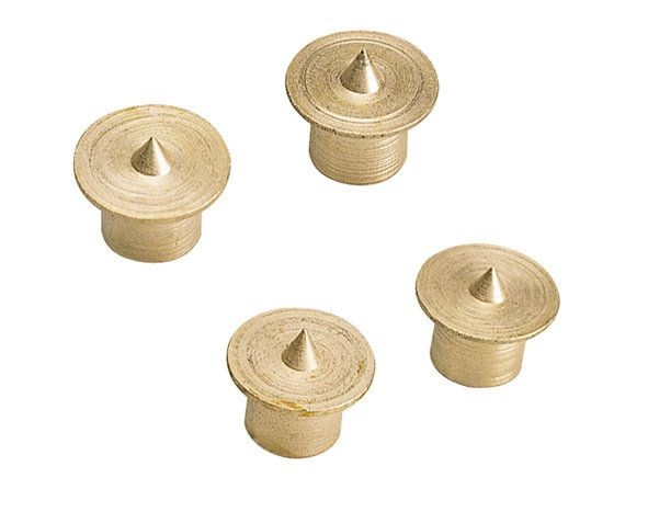 Wolfcraft 4 Centreurs pour tourillons 8 mm
