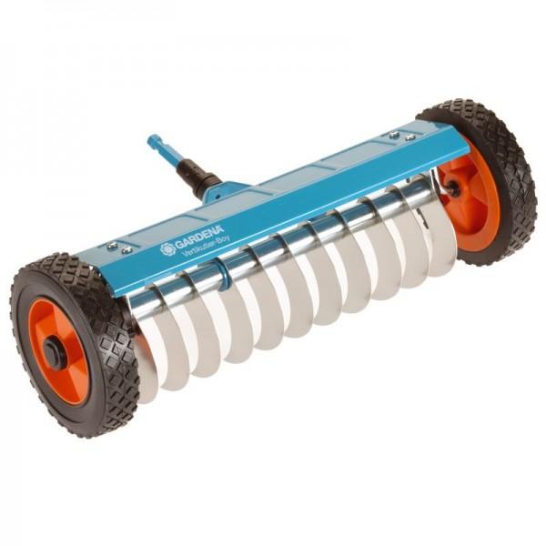 Gardena Scarificateur avec système de roues sans manche