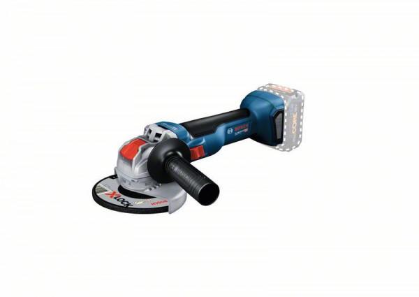 Bosch Professional Akku-Winkelschleifer GWX 18V-10 mit X-LOCK, ohne Akku und Ladegerät, Karton - 06017B0100