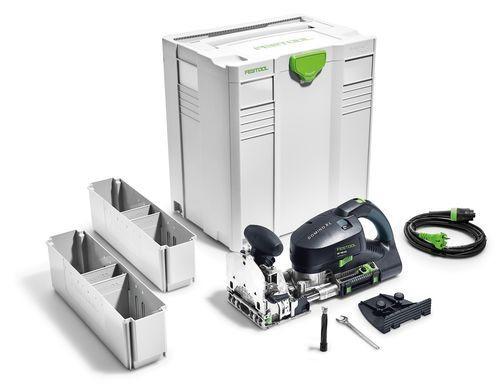 Festool Fresatrice per giunzioni DF 700 EQ-Plus DOMINO XL - 574320