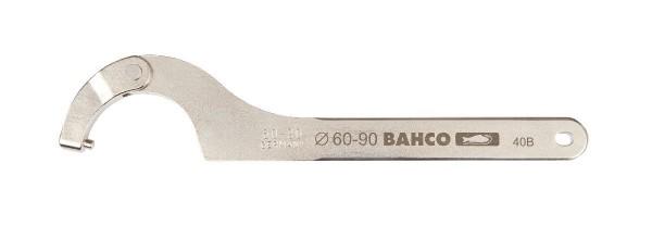 Bahco CLE REGLABLE A ERGOTS - 40B-50-120