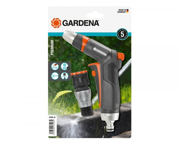 Gardena Premium reinigingssproeier set - 18306-20