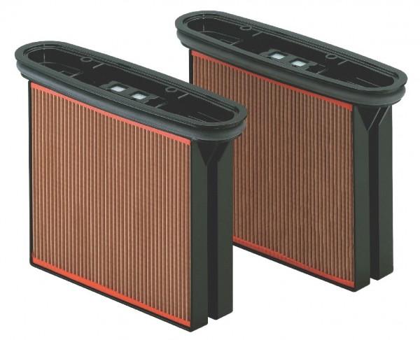 Metabo Filterkassetten 2 Stk. , Papier f.2025/2050