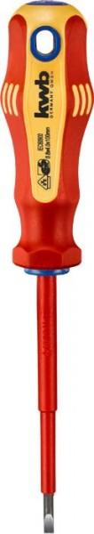 KWB VDE-schroevendraaier, geïsoleerd, 4.0 mm, 100 mm - 661340