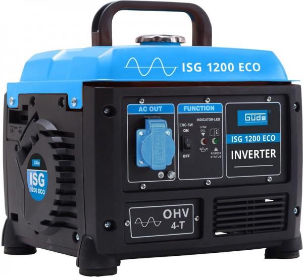 Güde Inverter-Stromerzeuger ISG 1200 ECO - 40657
