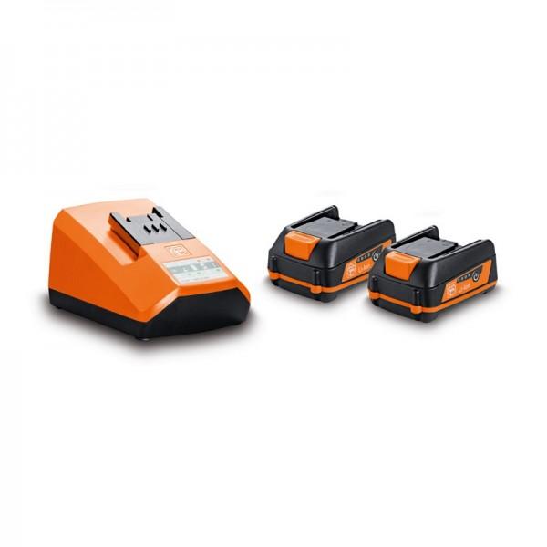 Fein Starter set di batterie 12V, 3 Ah - 92604317010