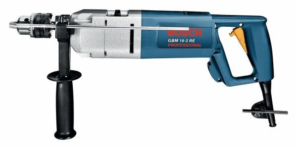 Bosch Perceuse 2 vitesses GBM 16-2 RE