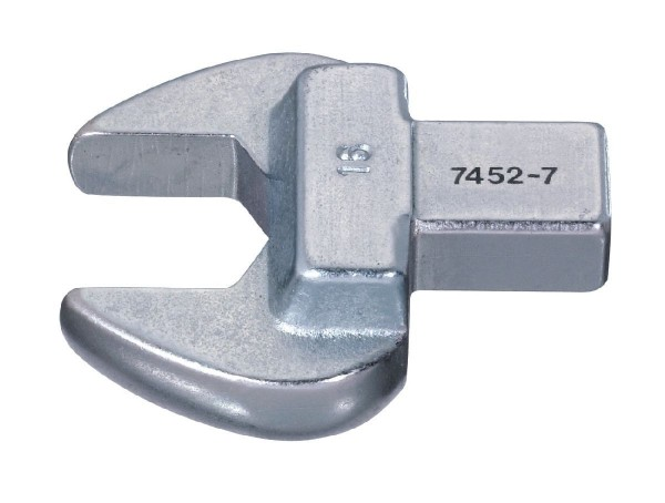 Bahco EMBOUT À FOURCHE 9X12MM, 16MM - 7452-7-16