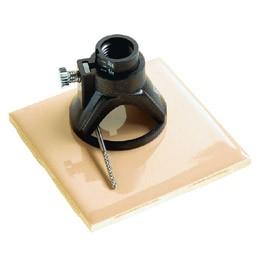Dremel Fräsvorsatz für Keramik-Wandfliesen (566)
