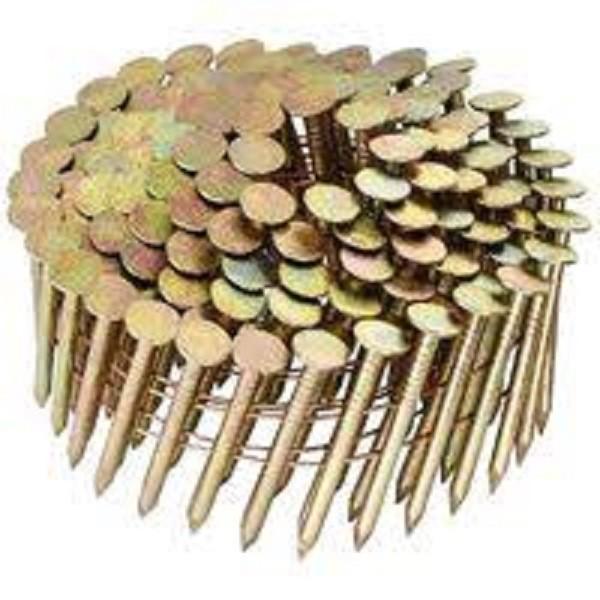 DeWALT Chiodi in bobina DNR 22 mm, 7200 pezzi, galvanizzati - DNR3122GZ