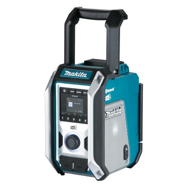 Makita Akku-Baustellenradio 12V max. - 18V (ohne Akku, ohne Ladegerät) - DMR115