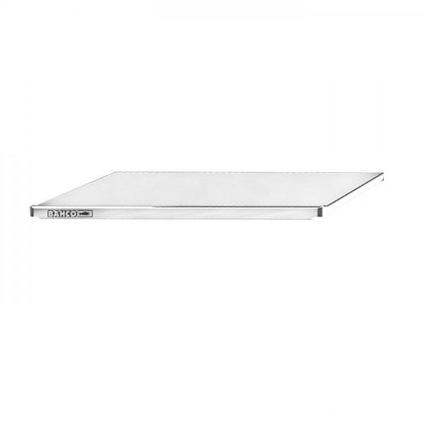 Bahco Piano di lavoro in acciaio inox, 40 mm, 19.022 kg - 1470KXL-ACTSS